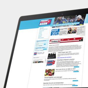 projekt agon 300x300 - Website erstellen lassen