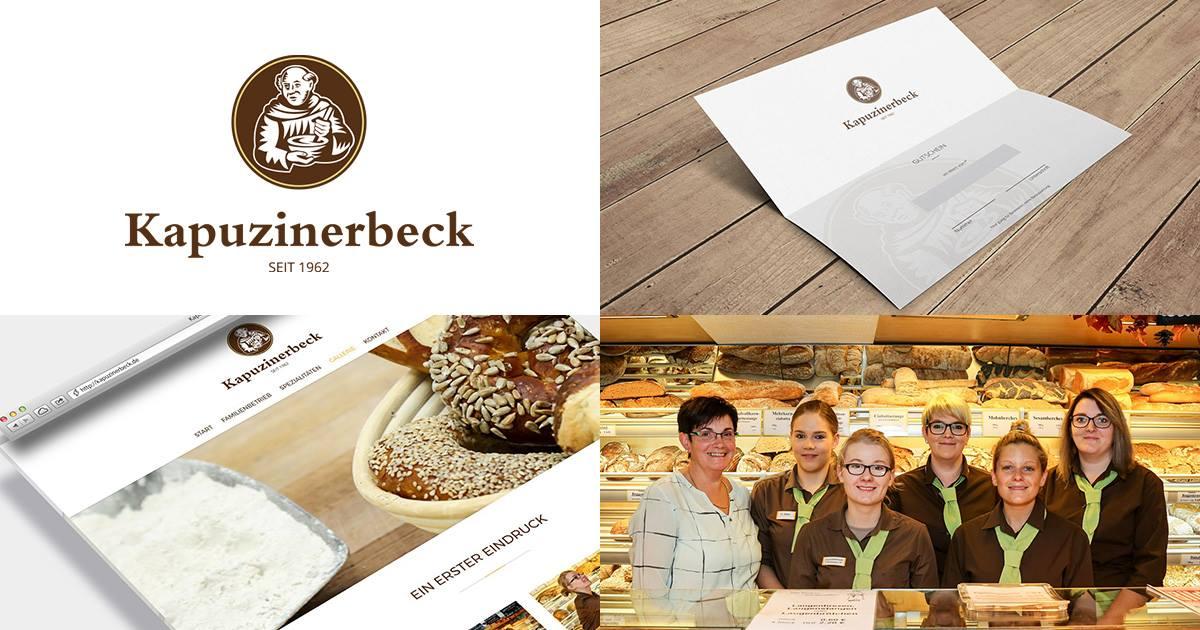 kapuzinerbeck - Website erstellen lassen
