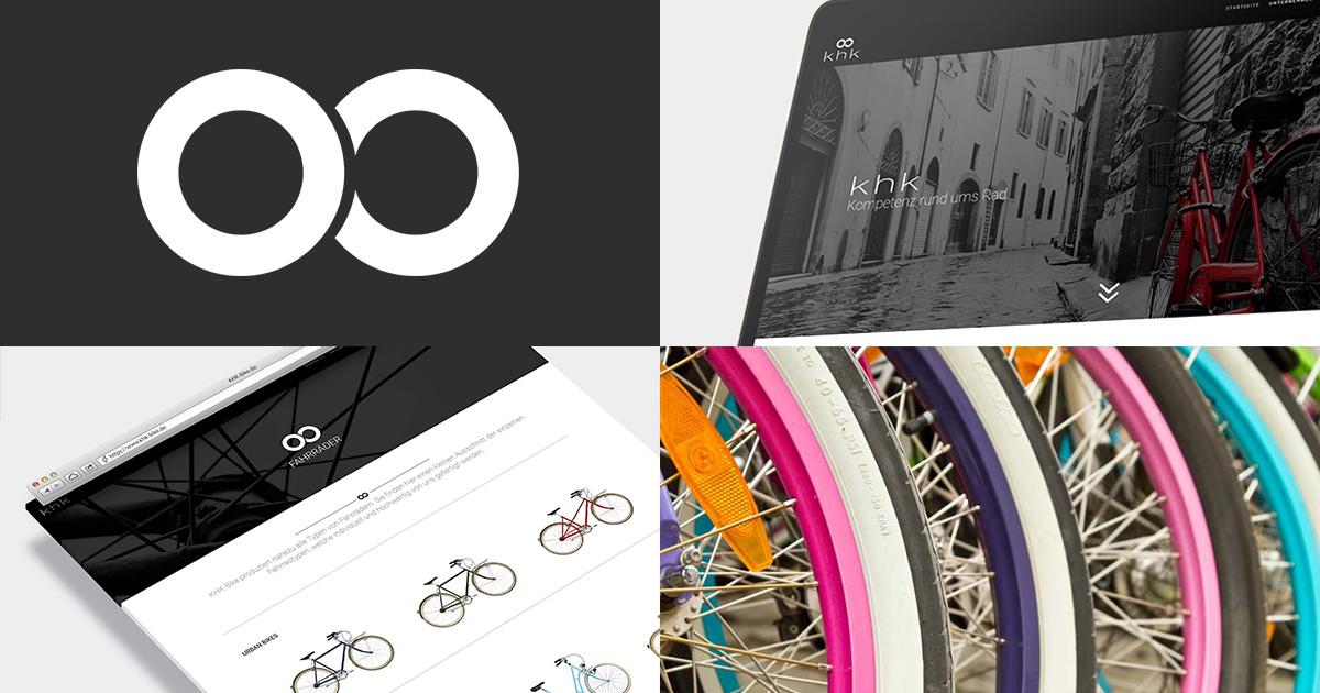 khk bike - Website erstellen lassen