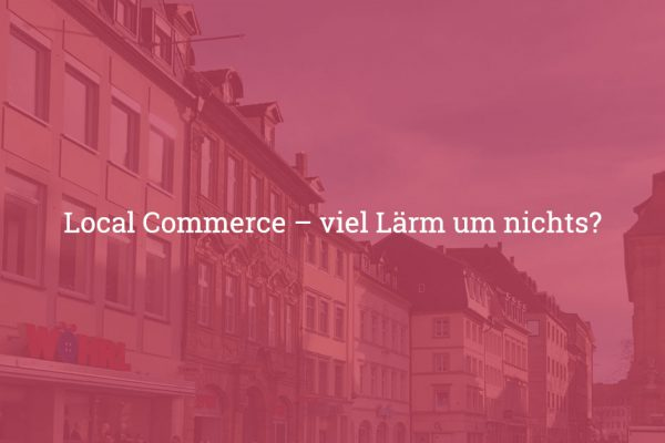 Local Commerce
