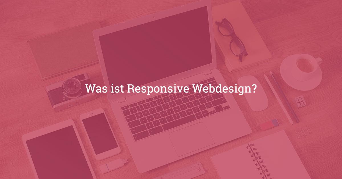 responsive webdesign - Website erstellen lassen