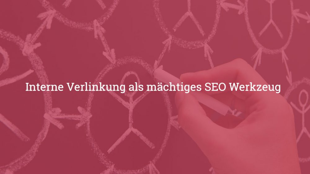 interne verlinkung seo