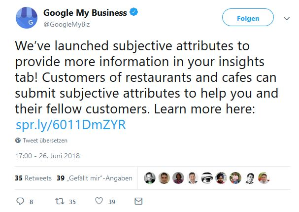 google-my-business tweet