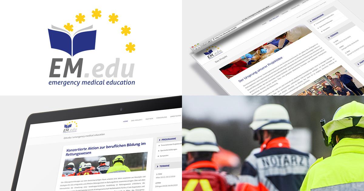 em edu eu - Webdesign für Ärzte
