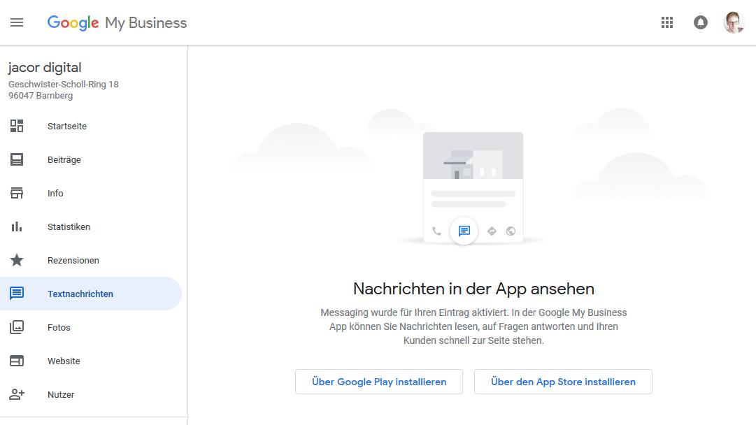 gmb nachrichten - Google My Business: Nachrichtenfunktion für Unternehmen im Rollout