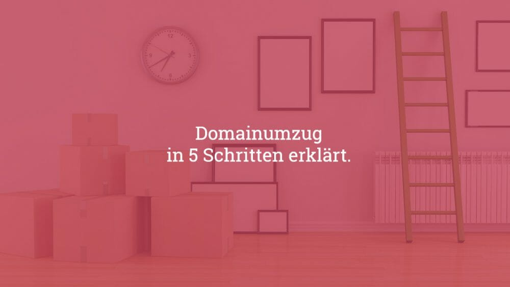 domainumzug